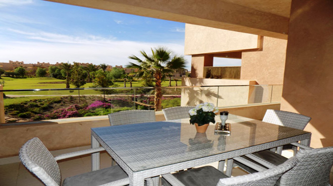 Investissement appartement Marrakech